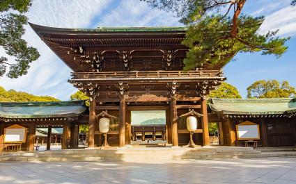 Enchanting Travels Japan Tours Tokyo Meiji