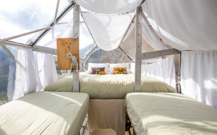 Zimmer im  Skylodge Adventure Suites, Heiliges Tal, Peru