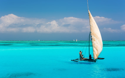 The stunning Mnemba Island on your African islands trip