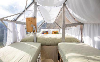 Zimmer im  Skylodge Adventure Suites, Heiliges Tal, Peru