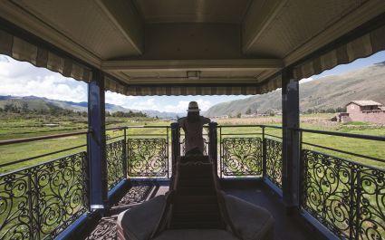 Belmond Andean Explorer Luxury Train in Peru