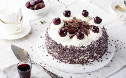 Enchanting Travels Germany Tours Black forest cake,