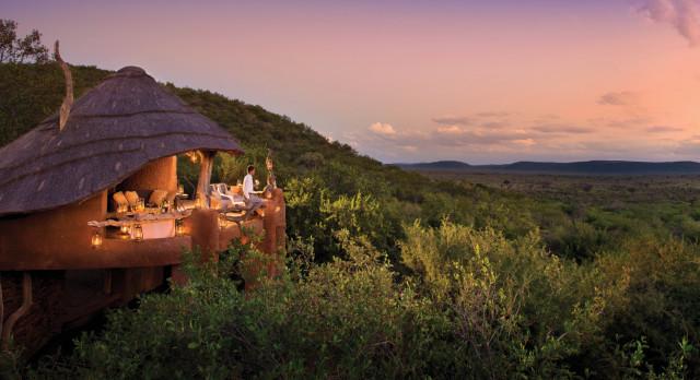 Outdoor at Madikwe Safari Lodge in Madikwe, South Africa