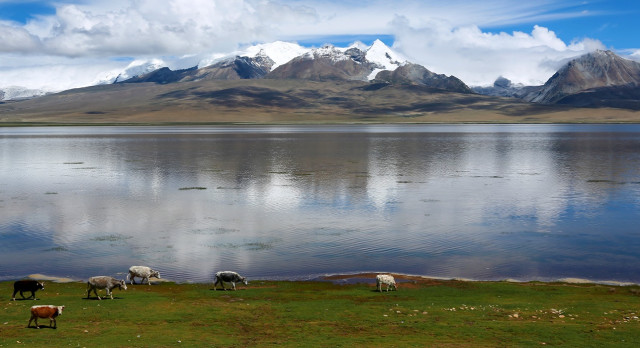 Enchanting Travels Tibet Tours Gyangtse Yamdrok