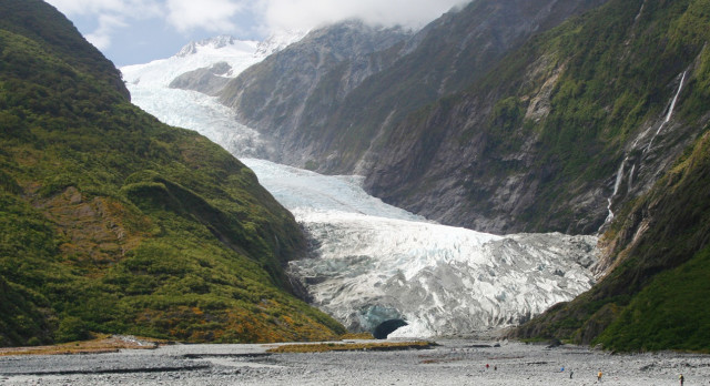 Enchanting Travels New Zealand Tours Franz Josef Glacier, New Zealand