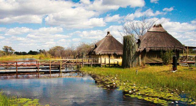Enchanting Travels Namibia Tours Caprivi Hotels Camp Kwando camp