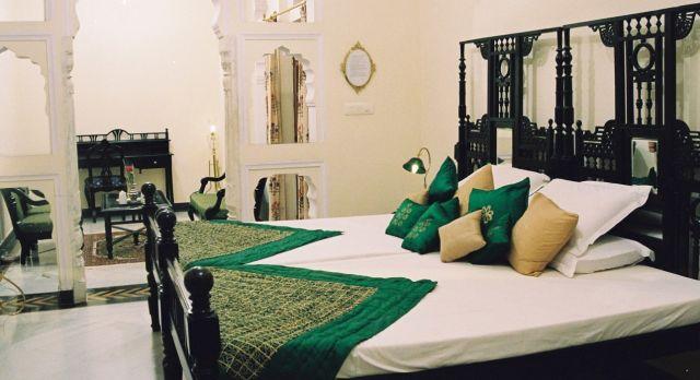 Room at Shahpura House Jaipur, North India