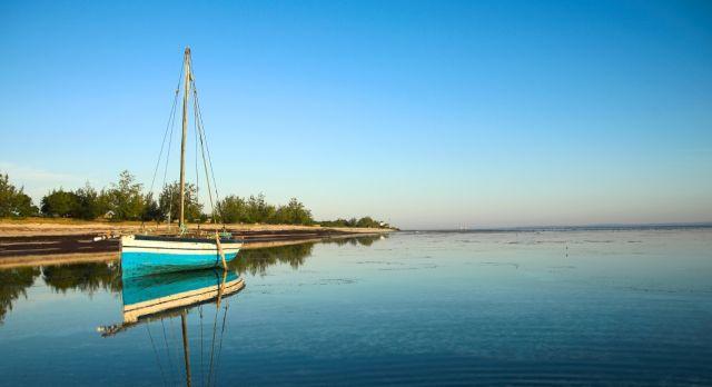 Absolutes Highlight wenn Sie Erholung suchen: Bucht von Pemba Island