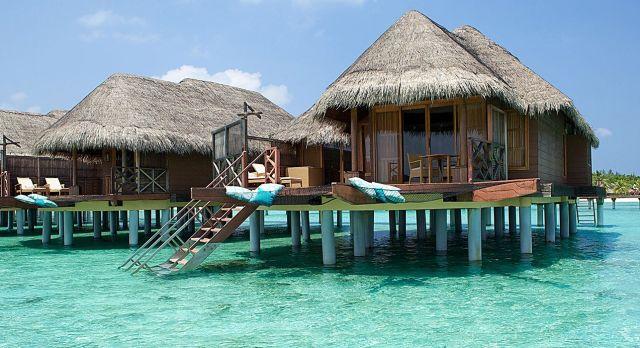 Kanuhura Resort, malediven