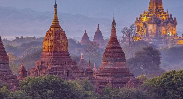Bagan Tempel, Myanmar