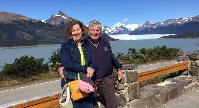 Trip to Perito Moreno glacier