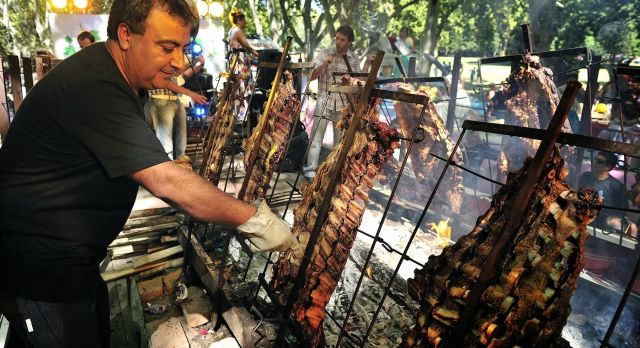 Traditional Asado barbecues in Buenos Aires