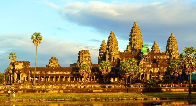 Enchanting Travels mythical worlds Cambodia Angkor Wat