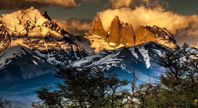 Gehört zu den absoluten Chile Highlights: Torres del Paine Nationalpark