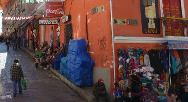 Altstadt von La Paz