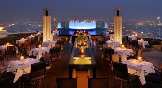Roof Top Bar, Thailand