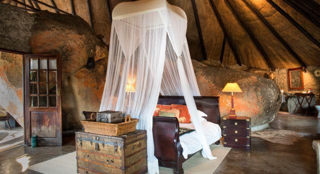 Amalinda Lodge in Zimbabwe