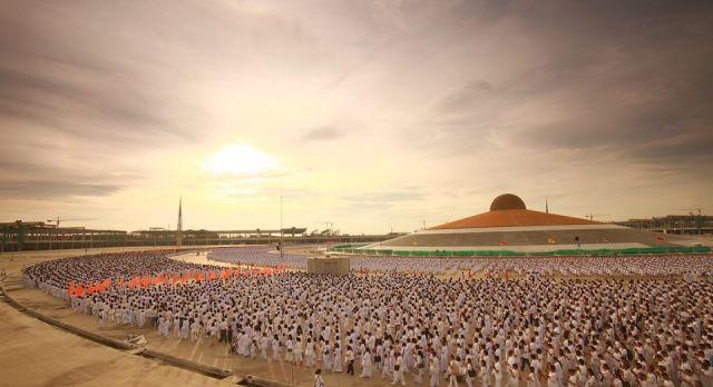 Wat Phra Dhammakaya-Tempel