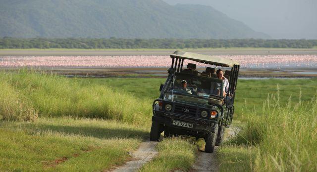 Safari tour at Lake Manyara & Ngorongoro, Tanzania