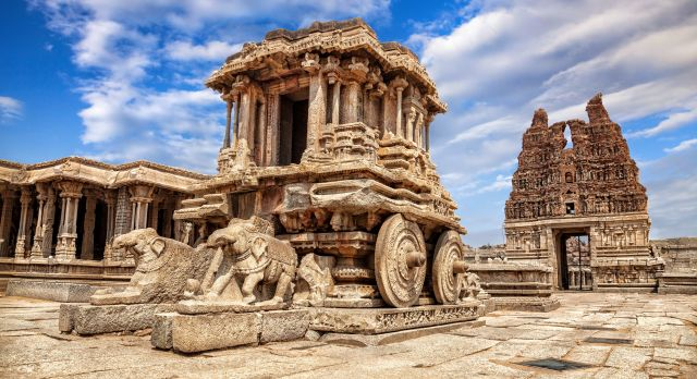 Visit Hampi on your South India vacation