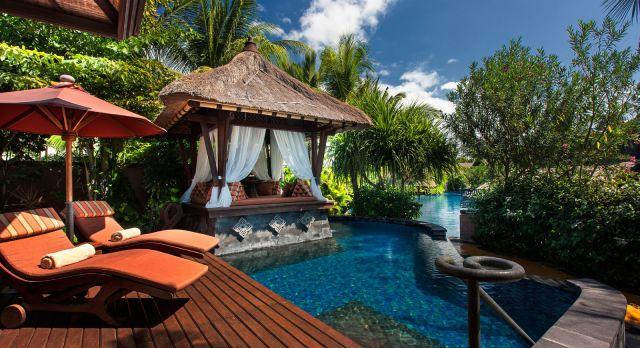 Enchanting Travels Indonesia Tours Bali Hotels St. Regis Nusa Dua lagoon_villa_one_bedroom_pool