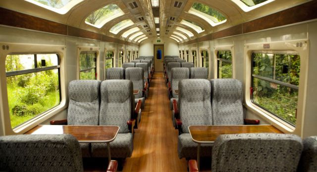 PeruRail Expedition Train
