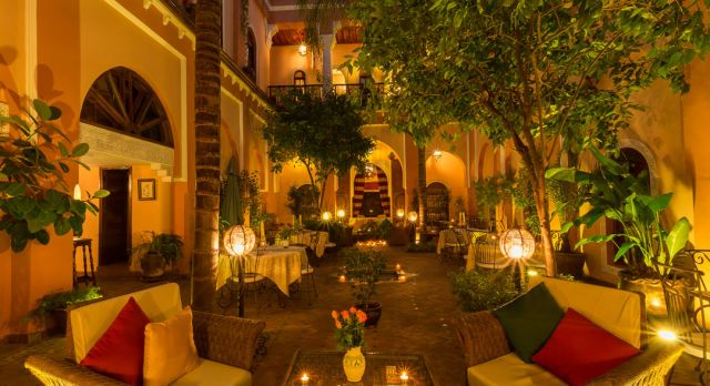 Riad Amina in Marrakech