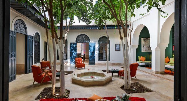Riad Dar Sara in Marrakech