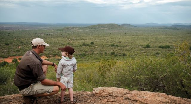 Family friendly South Africa safaris