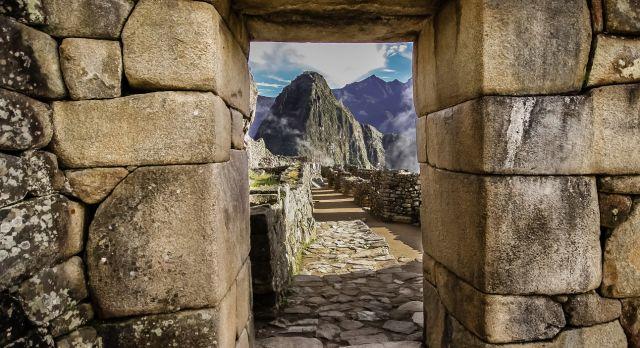 View of Wayna Picchu