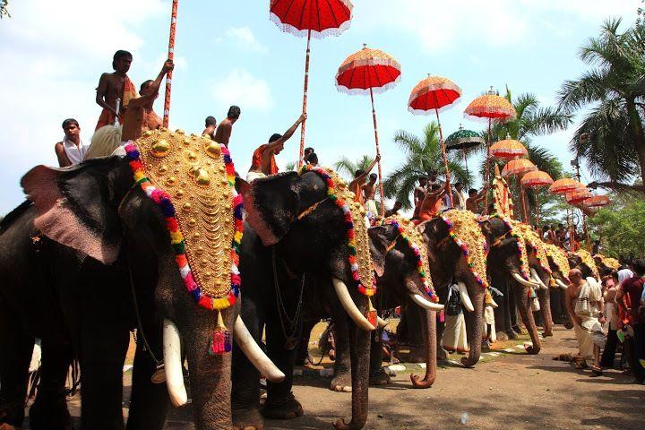 Onam 2017 in Kerala
