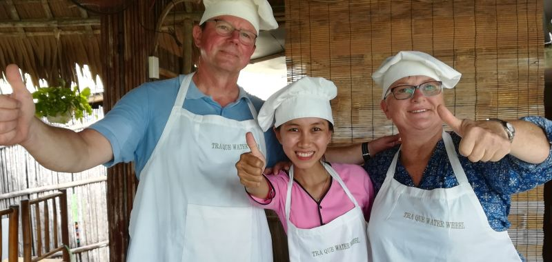 Enchanting Travels Guest with the Chef in Vietnam
