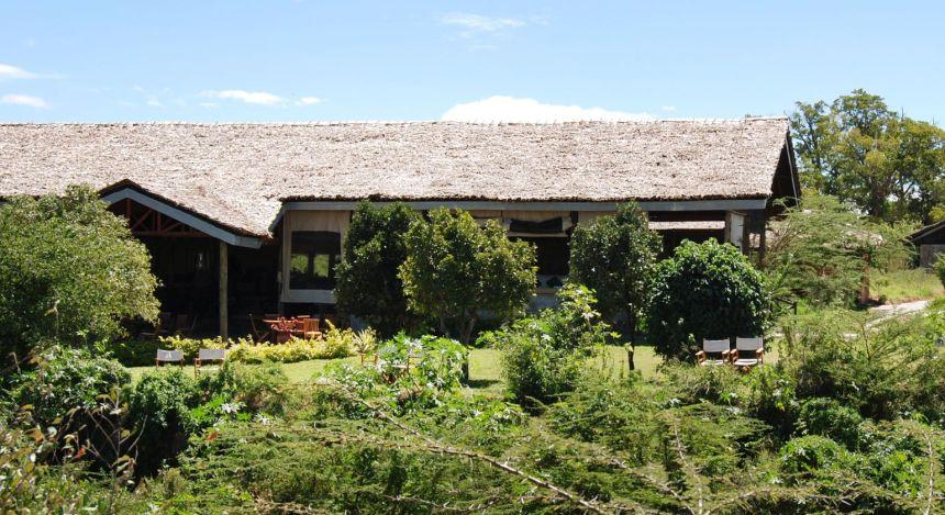 Außenbereich der Tipilikwani