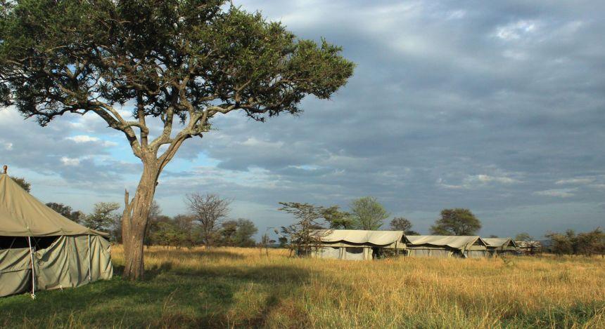 Enchanting-Travels---Tanzania-Tours---Serengeti-(Northern)---Serengeti-North-Wilderness-Camp---Exterior-View