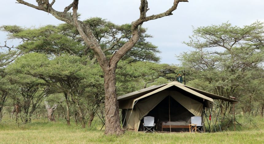 Enchanting-Travels---Tanzania-Tours---Serengeti-(Northern)---Serengeti-North-Wilderness-Camp---View-from-Outside-
