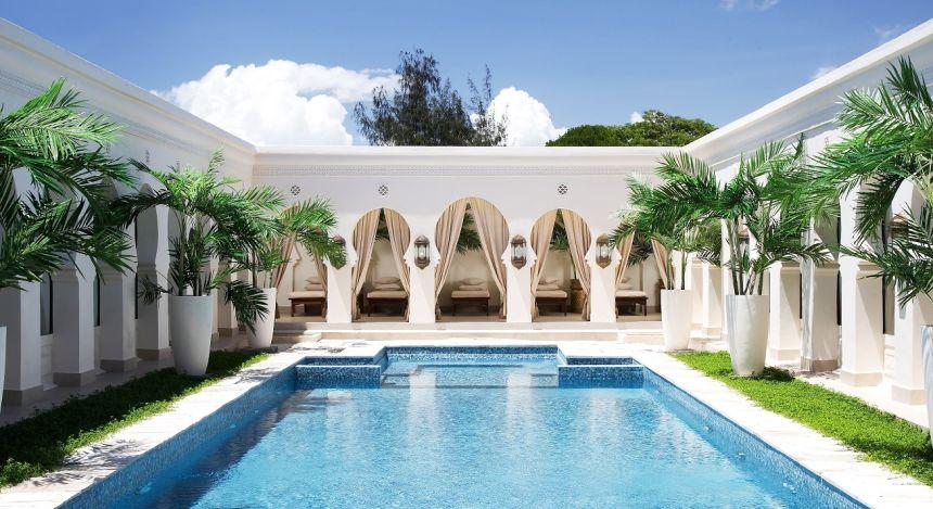 Enjoy true pampering at the luxury resorts of Zanzibar