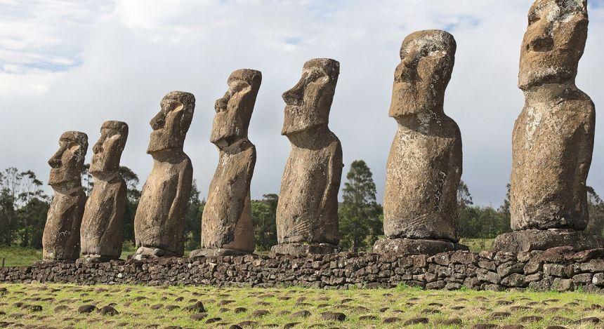 Rapa Nui or Easter Island