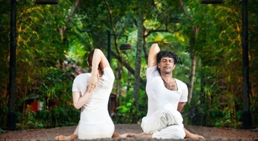 Yoga hat einen positiven Effekt auf den Körper