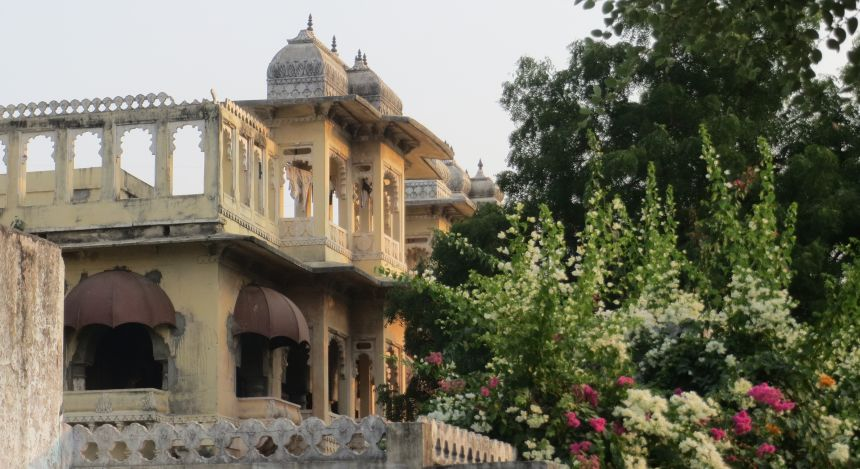 Heritage hotel of India: The Real Best Exotic Marigold Hotel: