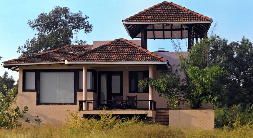 Safari in India: Denwa Backwater Escape, Satpura