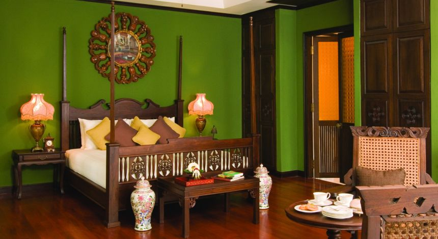 Suite im Puripunn-baby Grand Boutique Hotel in Chiang Mai, Thailand