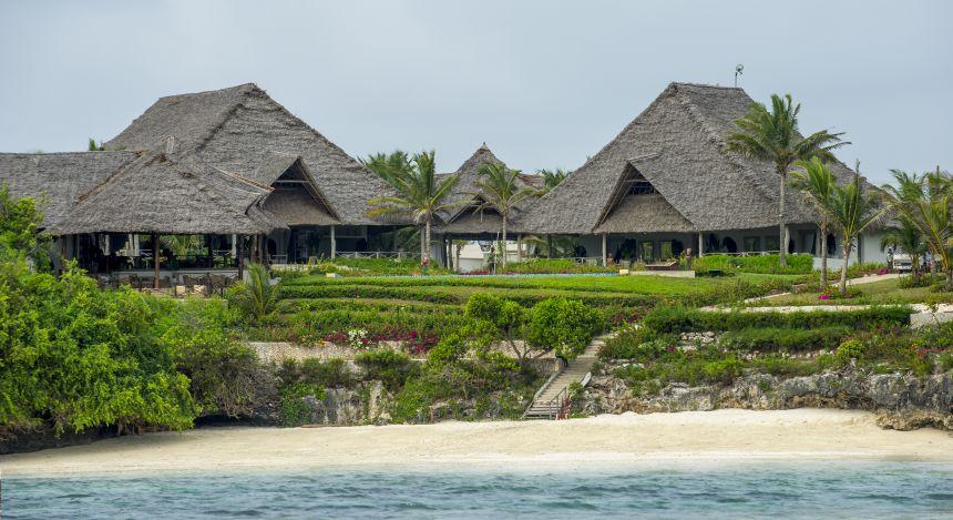 Boutique-Hotel Zawadi: Villa am Strand von Sansibar in Tansania