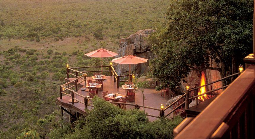 Ulusaba Safari Lodge - Winter in South Africa