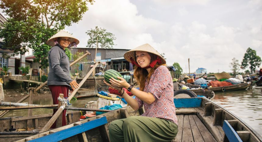 Halong Bay or Mekong Delta: