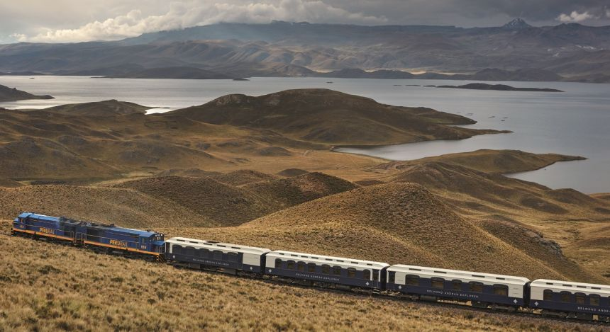 Enchanting Travels Peru Tours Belmond Andead Explorer Luxury Train