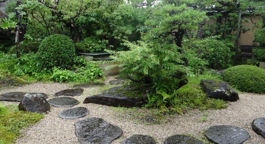 Enchanting Travels Asia Japan Kurashiki Ryokan Kurashiki garden
