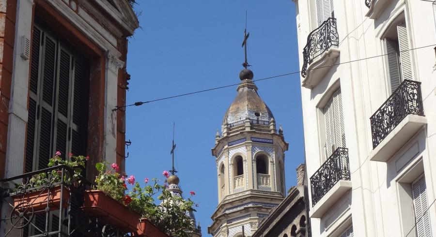 Stadtteil San Telmo in Buenos Aires
