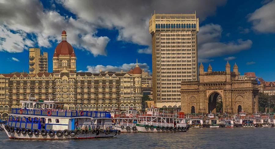 Das Taj Mahal Hotel