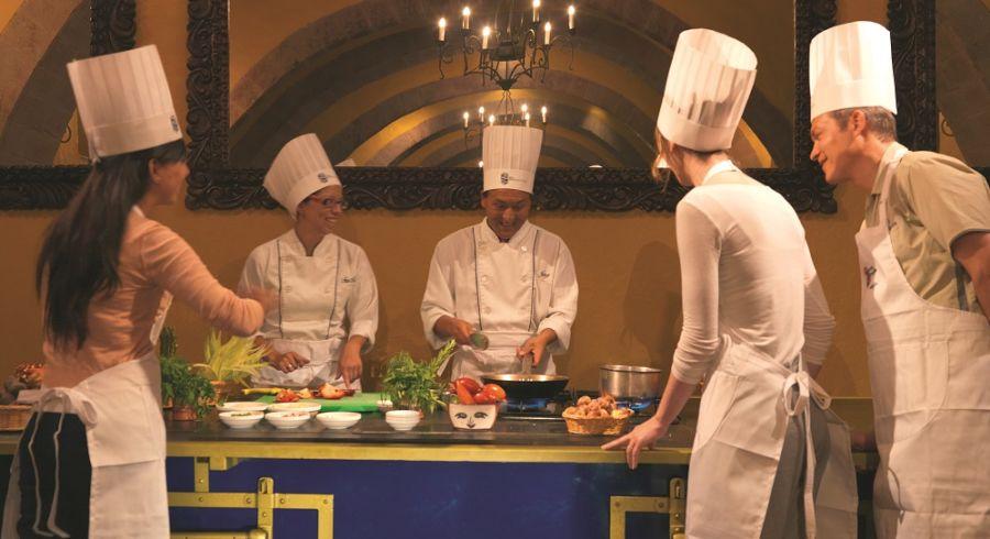 Köche in Peru