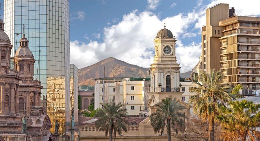 Alt trifft auf Neu in der spannenden Metropole Santiago de Chile